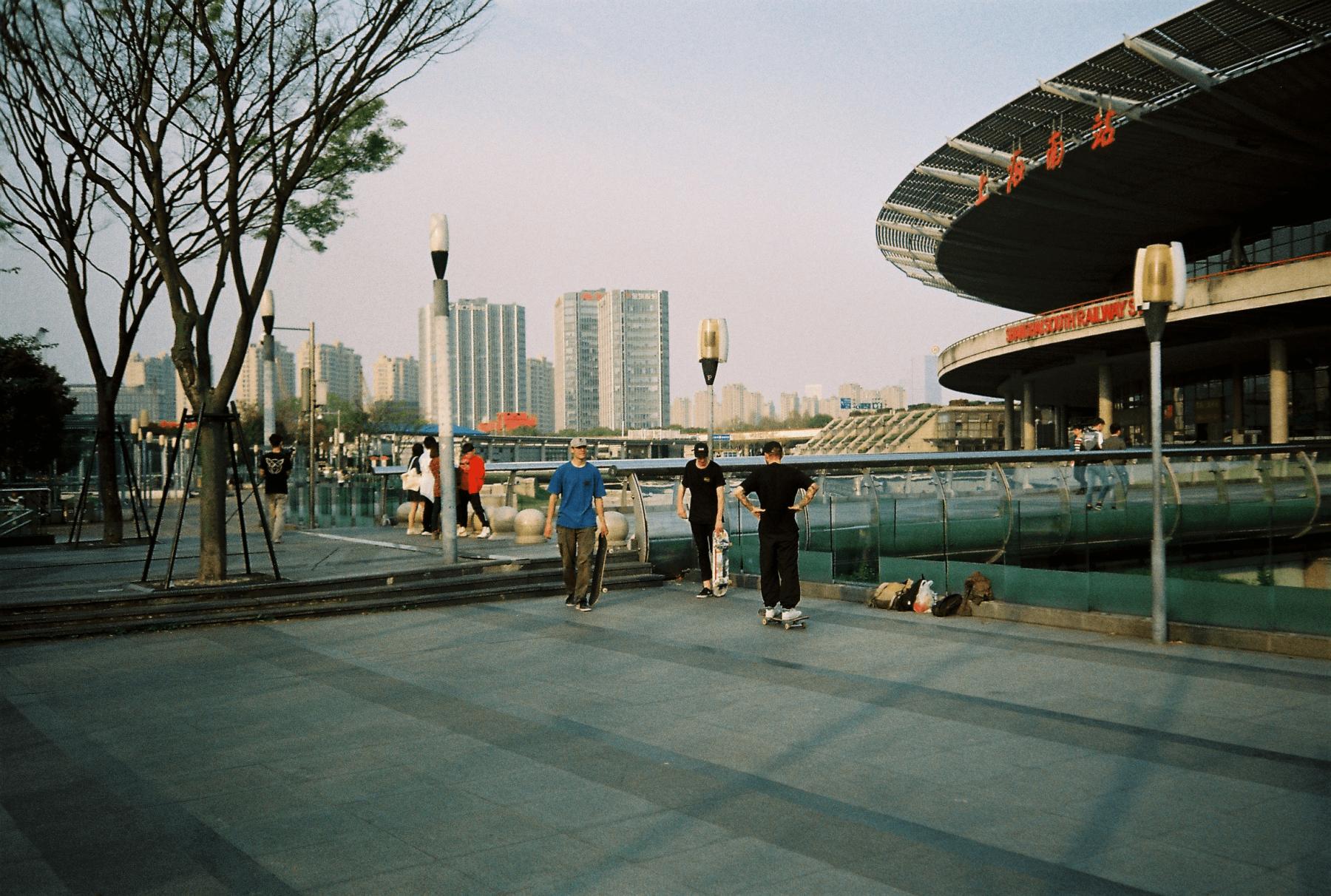 Shanghai Spots